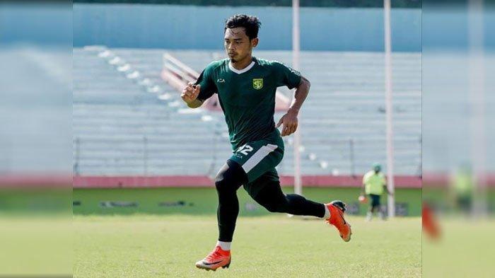 Bayu Nugroho Tetap Latihan Meski Persebaya Surabaya Tak Setuju Kompetisi Dilanjutkan