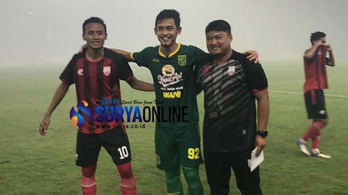 Bayu Nugroho Tak Siapkan Selebrasi Khusus jika Cetak Gol di Laga Uji Coba Persebaya Vs Sabah FA