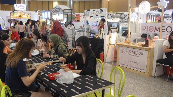 POP Up Market Digandrungi Masyarakat Surabaya: Banyak Produk dan Tenant Jadi Daya Tarik