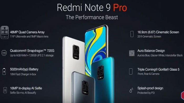 Daftar Harga Hp Xiaomi 15 Juni 2020 Redmi Note 9 Mulai Rp 2 5 Jutaan Dan Note 9 Pro Rp 3 5 Jutaan Surya