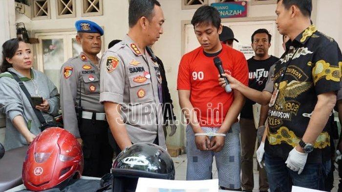 Ini Identitas 2 Begal Sadis yang Ditembak Polisi Surabaya, Satu Pelaku Selalu Bawa Senjata Tajam
