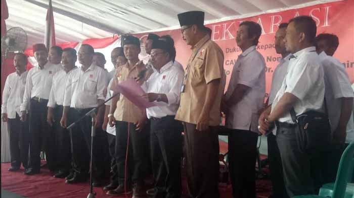 Begini Cara Rebut Suara Milenial yang Akan Dilakukan Projo Jawa Timur untuk Jokowi-KH Maruf Amin
