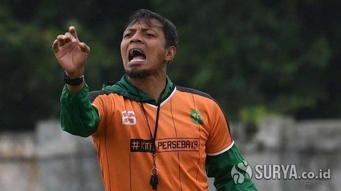 Djanur Dipecat dari Persebaya, Bejo Sugiantoro Motivasi Pemain Sebelum Lawan Arema FC