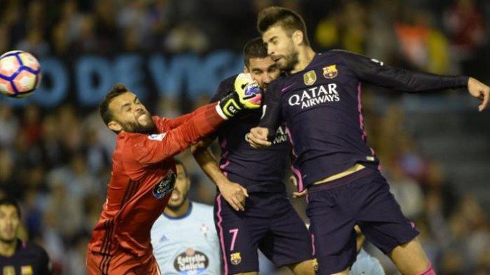 Link Live Streaming Liga Spanyol, Line Up Barcelona vs Granada, Pique Dicadangkan