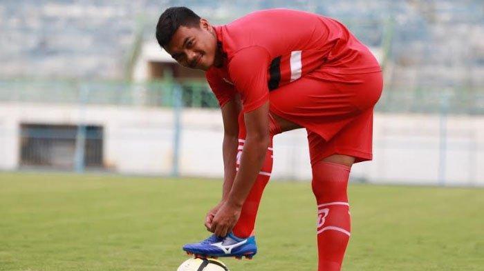 Target Menang di Kandang, Alfath Fathier Optimistis Madura United Bisa Lolos Final