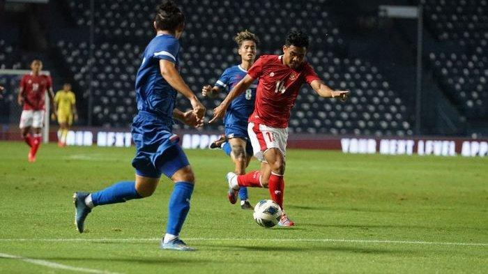 LINK LIVE STREAMING Indonesia vs Taiwan, Leg 2 Playoff Kualifikasi Piala Asia, Kick-off Pukul 20.00