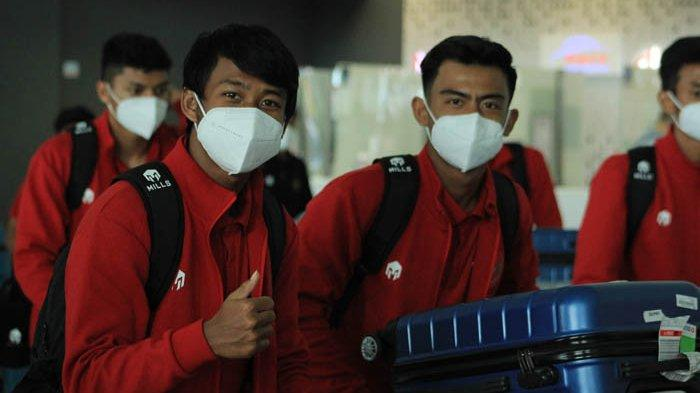 Timnas U-19 Indonesia Langsung Geber Latihan Begitu Tiba di Kroasia