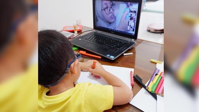 Sistem Blended Learning Sekolah Murid Merdeka Diminati Peserta Didik dan Orang Tua