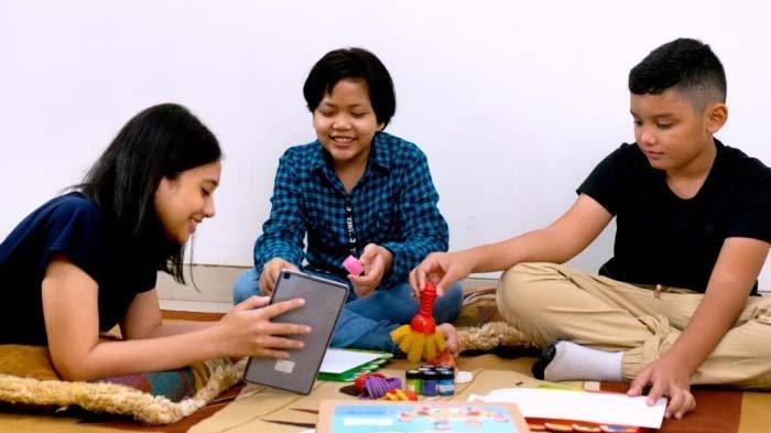 Sejak Sebelum Pandemi,SMM Inisiasi Blended Learning, Tiga Hal ini Alasannya