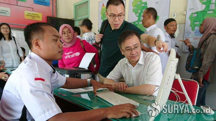 Belajar Perlindungan Anak, Pemerintah Tiongkok Mengunjungi ULT PSAI Tulungagung