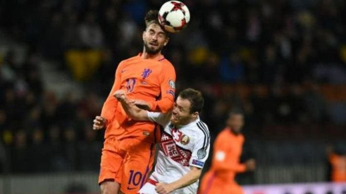 Kualifikasi Piala Dunia 2018 - Posisi Belanda 'Tak Aman' untuk Lolos ke Piala Dunia 2018