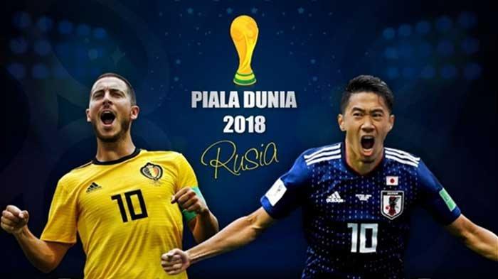 Preview Belgia VS Jepang - Inilah Kekuatan Kedua Tim yang Dinilai Tak Berimbang Dalam Laga Mendatang