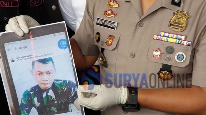 Beli Atribut TNI AL di Pasar, Duda Malang Rayu & Setubuhi 4 Janda, Nyaris Tipu Dosen Wanita Surabaya
