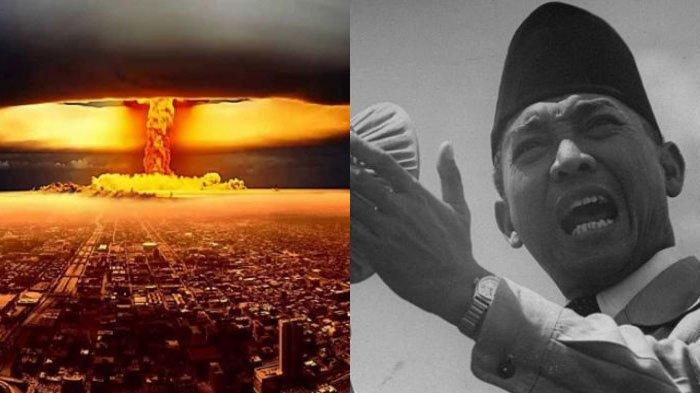 Benarkah Soekarno Pernah Perintahkan Membuat Bom Nuklir di Indonesia? Ini  Kronologi yang Beredar - Surya