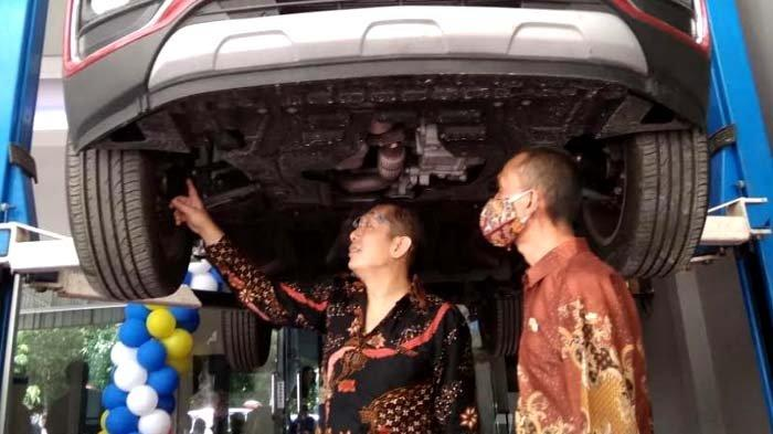 ChevroletResmikan Bengkel ASO Pertama di Surabaya, di Sini Lokasinya