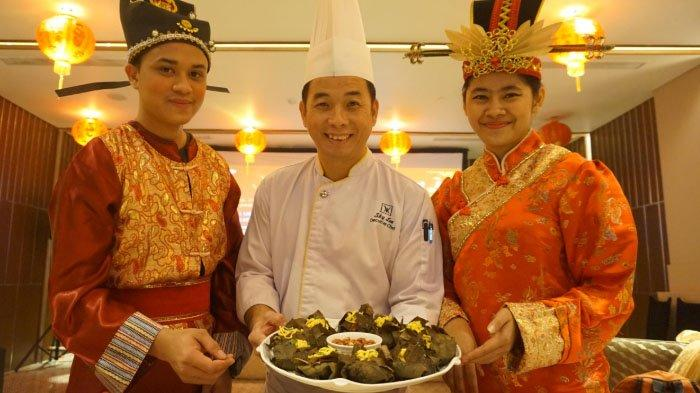 Sajian Khusus Hotel Vasa Surabaya Sambut Imlek, Bebek khas Tirai Bambu Langsung dari Tiongkok