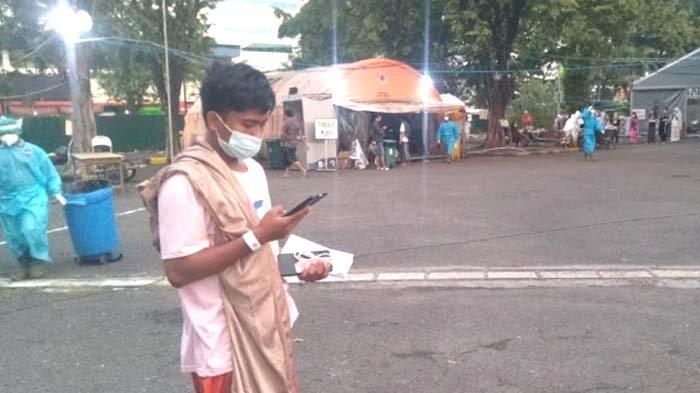 RSLI Surabaya Sisakan 50 Bed, Kapasitas 400 Terisi 350 Pasien, 179 dari Kasus Covid-19 di Bangkalan