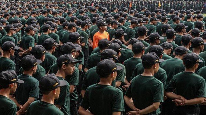 Lolos Jadi Pasukan Komcad Dapat Keuntungan Uang Saku Pangkat dan Dilatih TNI di 4 Kodam ini