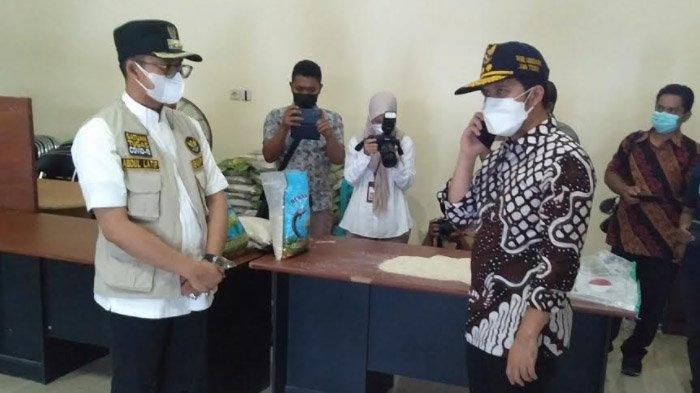 Tidak Mau 3.000 Warga Bangkalan Makan Beras Coklat dan Berkutu, Wagub Jatim Stop Bantuan Beras PPKM