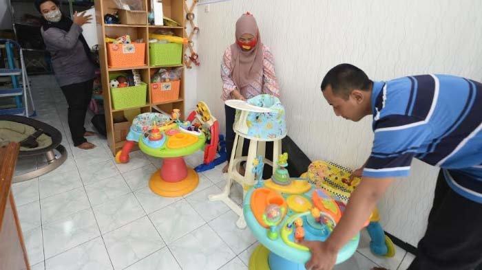 Sewa Mainan Alternatif Hiburan Anak saat Pandemi, Sekelas Play Ground Banyak Diminti
