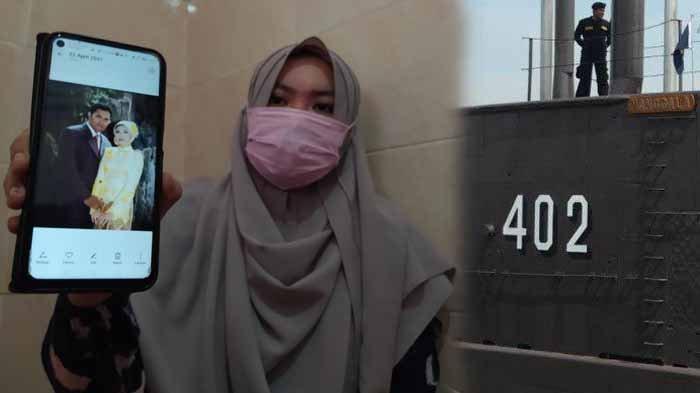 Keluarga Serda Guntur Gelar Istighotsah, Istri Harap Kapal Selam KRI Nanggala 402 Segera Ditemukan