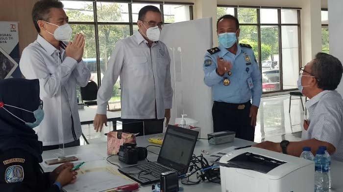 Gandeng Imigrasi Surabaya, Forkas Jatim  Fasilitasi Anggota untuk Pembuatan dan Perpanjangan Paspor