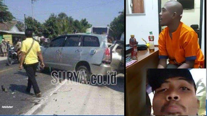 Tohir Blak-blakkan, Ini Fakta Baru Kecelakaan di Selorejo Nganjuk, Innova vs Bus Mira