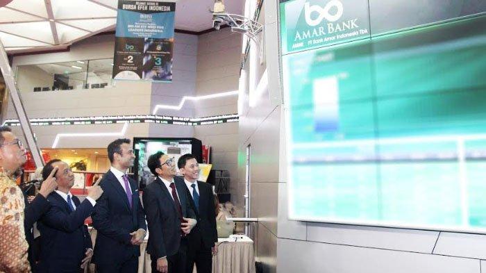 Didukung Oleh Transformasi Digital, Laba Amar Bank Naik 4 Kali Lipat