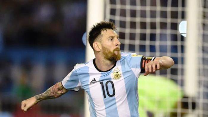 Hasil Piala Dunia 2018 Nigeria vs Argentina, Skor Sementara Messi Bawa Tango Unggul 1-0