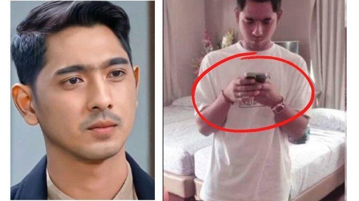 Wajah Jutek Arya Saloka, Pemain Aldebaran di Ikatan Cinta Terekam Kamera, Dipanggil Tak Menoleh