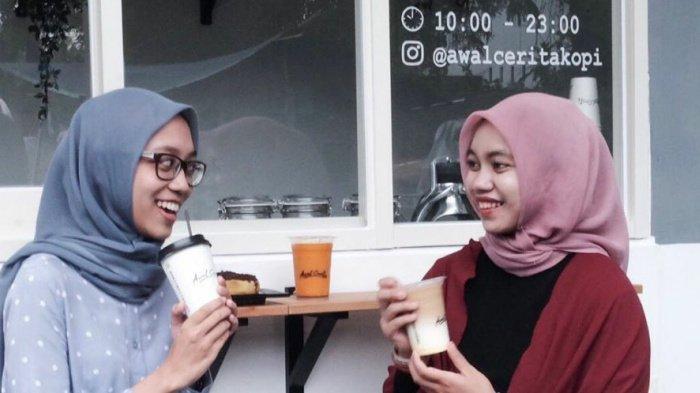 Mengawali Hari dengan Awal Cerita Kopi, Kedai Kopi Grab and Go yang Ramah di Kantong Mahasiswa
