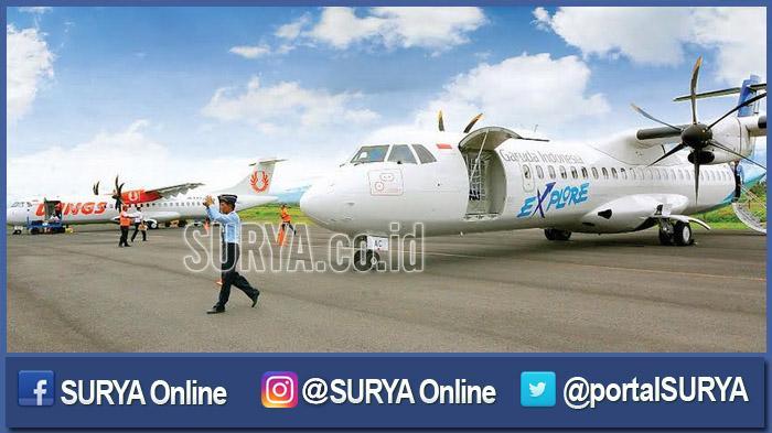 Penerbangan Banyuwangi juga Bisa Terdampak Aktifitas Gunung Agung Bali