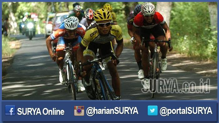 Intenational Tour de Banyuwangi Ijen, Didiskualifikasi Gelar Juara Peter Pouly Lepas