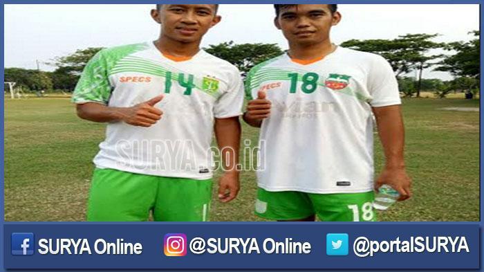 Antoni dan Arpani Resmi Bergabung  Bhayangkara Surabaya United
