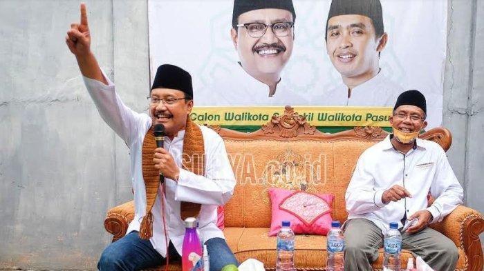 Hasil Pilkada Pasuruan 2020, Gus Ipul Klaim Menang, Tim Sukses: Kemenangan untuk Masyarakat