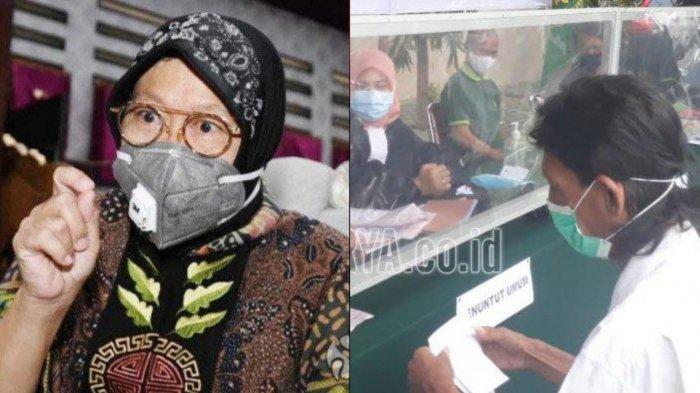 Berita Jatim dan Surabaya Hari Ini Populer: Cara Risma Tangani Covid-19, Pria Pilih Hukuman Penjara