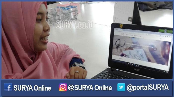 Mahasiwa Its Surabaya Bikin Situs Informasi Kerja Paro Waktu Khusus Mahasiswa Surya