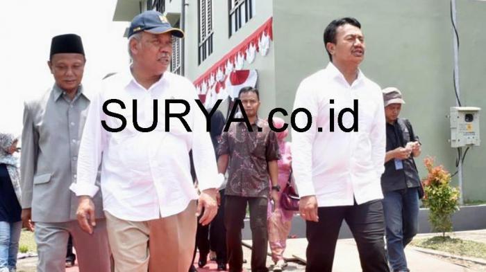 Menteri PUPR Resmikan Rusunawa Rp 7,6 Miliar Tapi Khusus Santri di Jombang