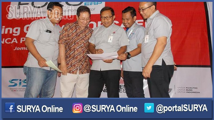 Aplikasi Software FORCA ERP Mulai Rambah 'Supply Chain' Semen Indonesia