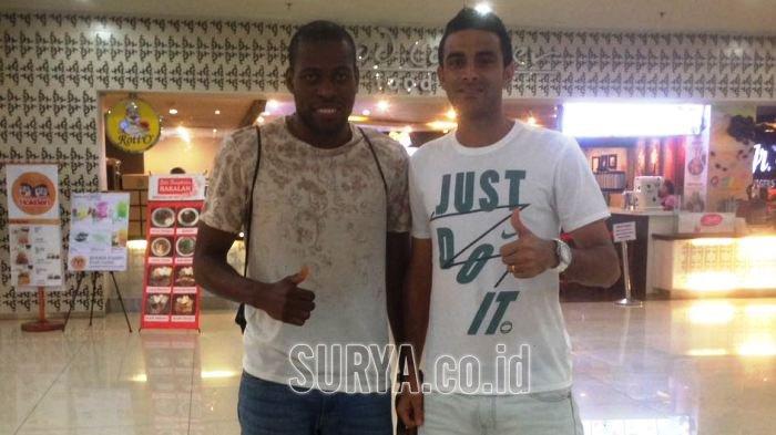 Ini Dia Striker Baru Bhayangkara FC yang Didatangkan Langsung dari Brasil