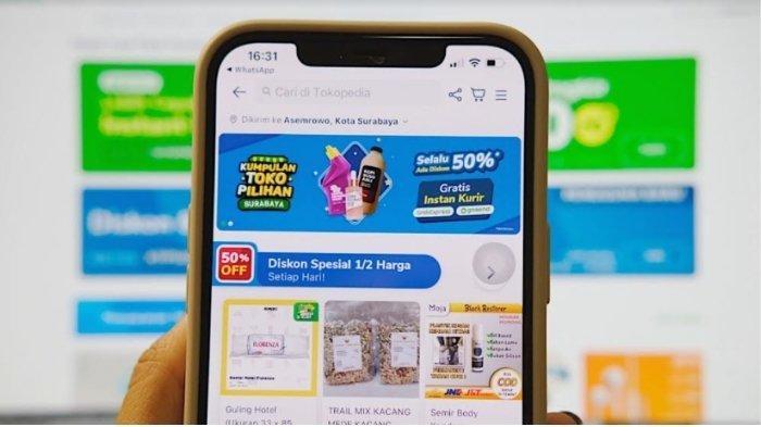 Inisiatif 'Hyperlocal' Tokopedia Bisa Naikkan Transaksi UMKM Surabaya Ini Hampir 20x Lipat