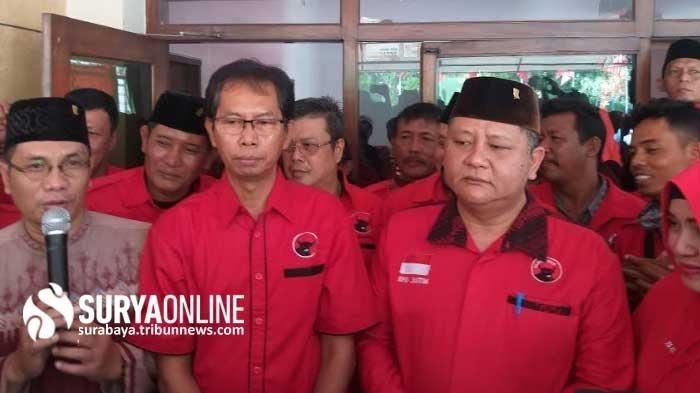 Breaking News - PDIP Tunjuk Adi Sutarwijono Pimpin DPRD Surabaya