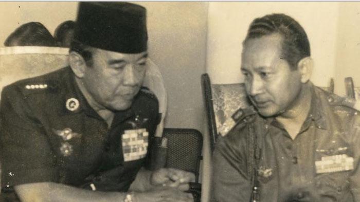 Mengingat Lagi Kontroversi Surat Perintah 11 Maret 1966