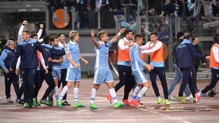 Lazio Melaju ke Final Coppa Italia, Tunggu Pemenang Antara Napoli vs Juventus