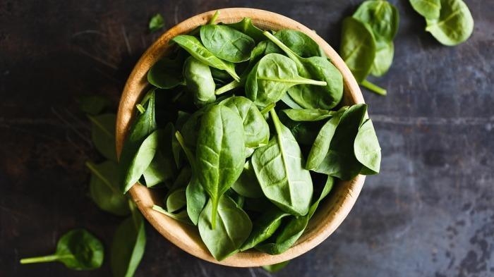 Bisa Sebabkan Asam Urat Kambuh, Berikut Nutrisi Terkandung dalam Sayur Bayam, Ada Manfaatnya Juga