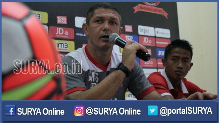 Gomes akan 'Pamerkan' Ilmu yang Didapat di Brasil Lewat Madura United