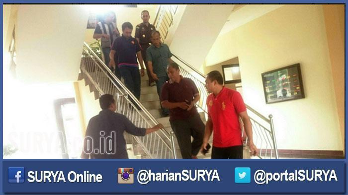 8 Penyidik KPK Berkeliling Magetan, Terkait Kasus Korupsi?