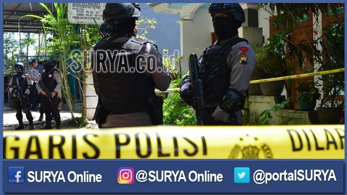 Terduga Teroris yang Ditangkap di Ngawi Berkaitan dengan Bom Bekasi, Benarkah?