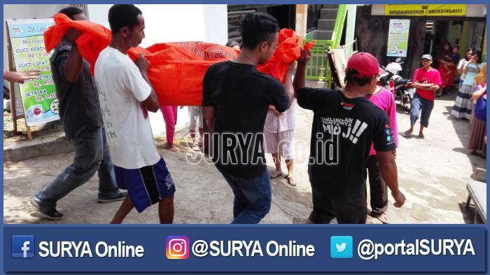 Bocah 5 Tahun Asal Malang yang Dilaporkan Hilang Itu Ditemukan Mengambang di Sungai