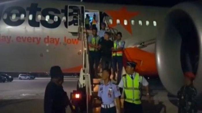 Gara-gara Penumpangnya Berkelahi di Kabin, Pesawat ini Terpaksa Mendarat Darurat di Bali